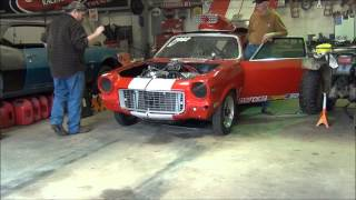 Download 1971 Vega with a Big Block Video