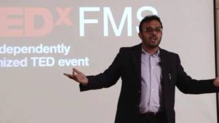 Download A Stand-up Comedian Discovering Passion | Vikram Poddar | TEDxFMS Video