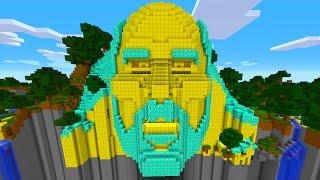 Minecraft Mods LUCKY BLOCK PYRAMID BATTLE! #1 w/Preston, Mitch
