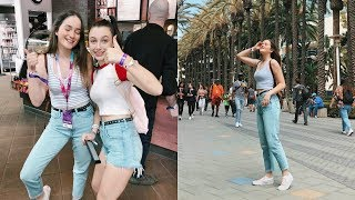 Download A Day in the Life of a Teenage Youtuber in LA (surprising my best friend)   Vidcon Vlog Video