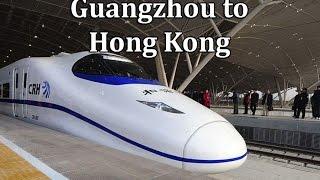 Download Guangzhou to Hong Kong by train Video