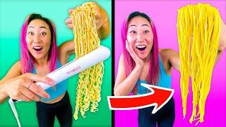 Download TESTING VIRAL TikTok FOOD HACKS!! **SHOCKING** Video
