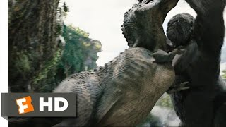 Download King Kong (4/10) Movie CLIP - Kong Rescues Ann (2005) HD Video