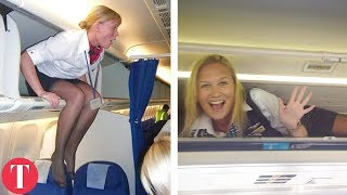 Download 10 Weird Requirements To Work As A Flight Attendant Video