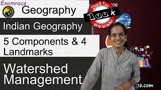 Download Watershed Management - 5 Components & 4 Landmarks (Special Focus on India) Video