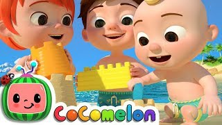 Download Beach Song | CoCoMelon Nursery Rhymes & Kids Songs Video