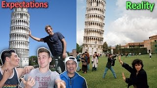 Download Expectations Vs. Reality (Traveling) Video
