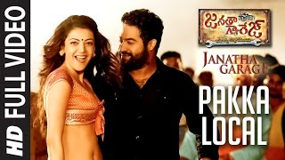 Download Pakka Local Full Video Song |″Janatha Garage″| Jr. NTR, Kajal,Samantha, Mohanlal | Telugu Songs 2016 Video