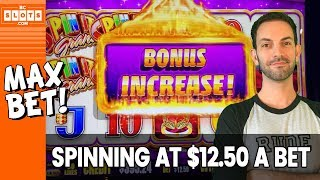 Download 😱 WOW! $12.50 Bets FINALE 💰 $1500 @ Cosmo Las Vegas ✪ BCSlots (S. 3 • Ep. 5) Video