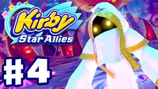 Download Kirby Star Allies - Gameplay Walkthrough Part 4 - Far Flung Starlight Heroes 100%! (Nintendo Switch) Video
