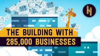 Download The Tiny Building Where 285,000 Businesses are Based Video