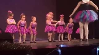Download LITTLE GIRL REFUSES TO PERFORM AT CHRISTMAS DANCE RECITAL!! Video