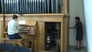 Download Hand-pumped Pipe Organ Video
