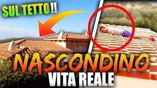 Download NASCOSTO SOPRA UN TETTO?! - NASCONDINO NELLA VITA REALE!! [MINIGIOCO SPECIALE] Video