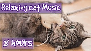 Download Music for Cats - 8 hour Relaxing Cat Music Playlist, Help Cats Sleep and Relax. Help with anxiety 🐱💤 Video