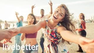 Download Веселая и позитивная музыка, чтобы поднять настроение, поощрять работу, учиться, быть счастливым Video