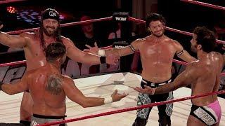 Download Bobby Fish & David Starr vs James Storm & Matt Sydal - Unseen WCPW Video