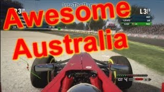 Download F1 Game 2012 - Awesome Australia Video