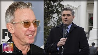 Download Tim Allen Drops An ANVIL on Jim Acosta on Blast Then Attacks Liberals' For the ONE THING They Lack Video