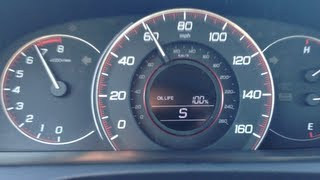 Download 2013 - 2014 Honda Accord CVT Race 0-60 Test Drive Video