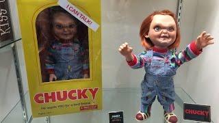 Download Chuck - talking figure mezco - Brinquedo Assassino 2 Video