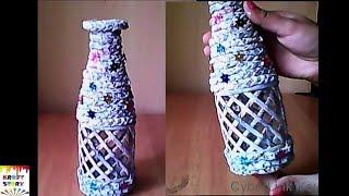 Download DIY Bottle decoration idea   Best out of waste   Plastic bottle craft idea Video