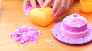 Download Unboxing Mainan Anak Kinetic Sand - Bermain Pasir Ajaib - Magic Sand Video