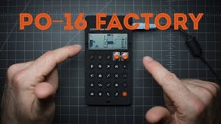 Download TE PO-16 Factory Introduction Video