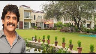 Download Akkineni Nagarjuna Luxury Life | Net Worth | Salary | Business | Cars | House | Family | Biography Video