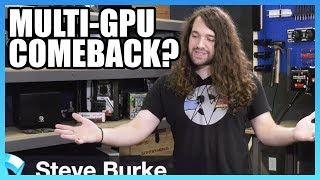 Download Ask GN 103: Multi-GPU Comeback? NVIDIA Limiting VRAM on Purpose? Video