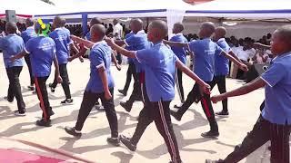 Download Agakoryo: Musenyeri Simaragidi Mbonyintege yacinye akadiho n'abakobwa babyinaga indirimbo z'ikirundi Video