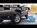 Download 10 Uncommon 4-Wheel Steering Cars You May Not Know About Video