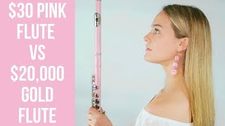 Download I bought a $30 pink flute from eBay in the name of ~aesthetics~ | #flutelyfe with @katieflute Video