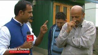 Download Er Rashid Talking To Kashmir Crown. Er Rashid To Welcome Modi With Black Bands. Video