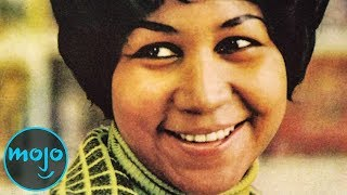 Download Top 10 Memorable Aretha Franklin Moments Video