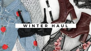 Download WINTER TRY ON HAUL: Shein, Public Desire + More! Video