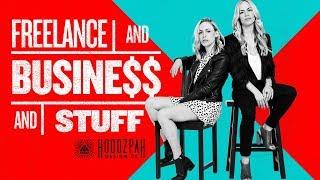 Download Freelance Business Design Advice w/ Hoodzpah Design Video
