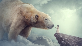 Download Big Bear - Photoshop Manipulation Tutorial Video