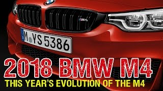 Download 2018 BMW M4 | This year's evolution of the M4. Video