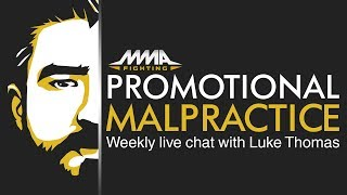 Download Live Chat: UFC 211 Recap, Bellator 179 Preview, Georges St-Pierre's Next Fight Video