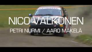 Download Nico Valkonen | Finnish U18 Rally Champion | Season Rewind 2016 Video