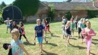 Download Kinderbesuch aus der Grundschule Wald/Alz (D) in Laa Video