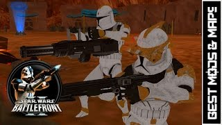 Star Wars Battlefront II (PC) HD: Best Mods & Maps: Naboo: Siege Of