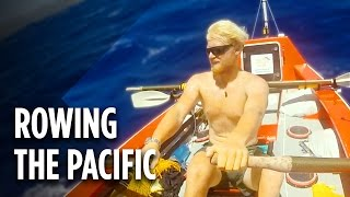 Download What Drove An Inexperienced Rower To Cross The Pacific In 54 Days Video