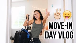 Download COLLEGE MOVE-IN DAY VLOG 2018 // moving in and getting settled!! Video