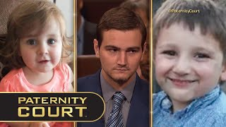 Download When Your Ex Leaves You with 2 Babies, Then Dates Your Friend (Full Episode) | Paternity Court Video