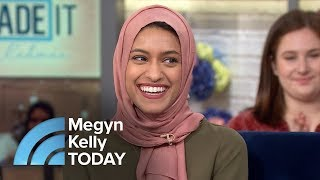 Download This Muslim-American Woman Fulfilled Her Dream Of Being A TV Reporter | Megyn Kelly TODAY Video