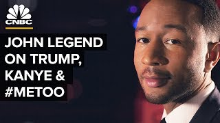 Download John Legend On Trump, Kanye, And The 2018 Election Video