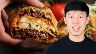 Download Alvin's Lasagna Party Ring • Tasty Video
