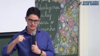 Download Superando o Mal que Existe em Mim - Vinicius Lara (Palestra Espírita) Video